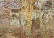 Emile Claus Sunshine oil on canvas