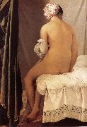 Jean-Auguste Dominique Ingres Bather oil painting reproduction
