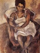 Jules Pascin Lady oil painting reproduction