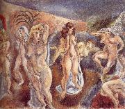 Jules Pascin Nude oil painting reproduction