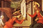 LIPPI, Filippino The Annunciation oil painting reproduction