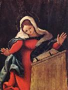 Lorenzo Lotto Virgin Annunciate china oil painting artist