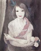 Marie Laurencin The Girl oil painting reproduction