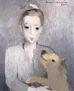 Marie Laurencin Portrait of Iliya oil painting reproduction