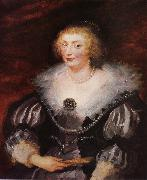 Peter Paul Rubens Portrait of duchess oil painting reproduction