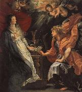 Peter Paul Rubens The virgin mary oil painting reproduction