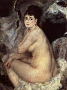Pierre-Auguste Renoir Female Nude oil painting reproduction
