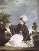 Sir Joshua Reynolds Lady Caroline Howard oil painting reproduction
