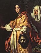 Cristofano Allori Judith and Holofernes oil painting reproduction