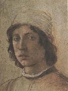 Filippino Lippi Self-Portrait oil painting reproduction