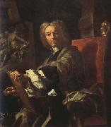 Francesco Solimena Self-Portrait oil painting reproduction
