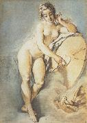 Francois Boucher Venus oil painting reproduction