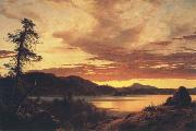 Frederic E.Church Sunset oil painting reproduction