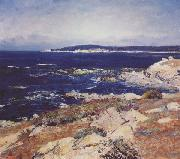 Guy Rose Carmel Seascape oil painting reproduction