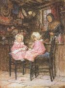 Helel Allingham,RWS Young Customers (mk46) oil