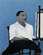 Horace pippin Self-Portrait oil painting reproduction