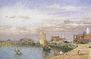 John brett,ARA View at Great Yarmouth (mk46) oil