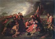 Benjamin West the death of general wolfe china oil painting artist