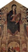 Cimabue Maesta oil painting reproduction