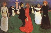 Edvard Munch Dance oil painting reproduction