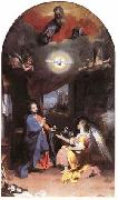 Federico Barocci Annunciation oil painting reproduction
