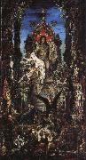 Gustave Moreau Jupiter and Semele oil painting reproduction