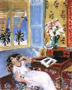 Henri Matisse Lunch oil painting reproduction