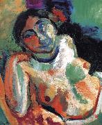 Henri Matisse Nude oil painting reproduction