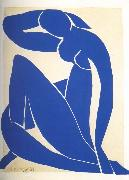 Henri Matisse Blue nude oil painting reproduction