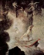 Henry Fuseli Odysseus in front of Scylla and Charybdis, oil painting reproduction