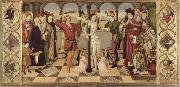 Jaume Huguet The Flagellation of Christ china oil painting artist