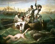 John Singleton Copley Watson and the Shark oil painting reproduction