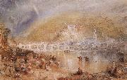 Joseph Mallord William Turner Village oil painting reproduction