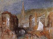 Joseph Mallord William Turner Hafulier painting