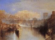 Joseph Mallord William Turner Roman oil painting reproduction