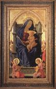MASACCIO Virgin and Child china oil painting artist