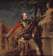 Pompeo Batoni Hong Weiliangedeng Colonel painting