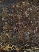 Richard Dadd The Fairy Feller Master Stroke by Richard Dadd china oil painting reproduction