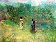 Thomas Dewing Summer oil painting reproduction