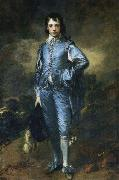 Thomas Gainsborough The Blue Boy china oil painting artist