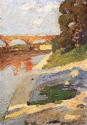 Wassily Kandinsky Port oil painting reproduction