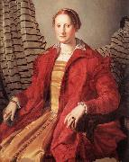 Agnolo Bronzino Portrait of a Lady oil painting