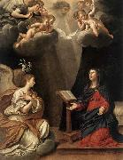 Albani  Francesco The Annunciation oil painting reproduction