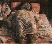 Andrea Mantegna The Lamentation over the Dead Christ oil painting reproduction