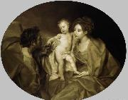 Anton Raphael Mengs The Holy Family oil painting reproduction