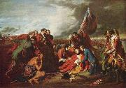 Benjamin West The Death of General Wolfe, china oil painting artist