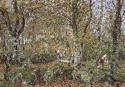 Camille Pissarro landscape oil painting reproduction