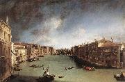Canaletto Grand Canal oil painting reproduction