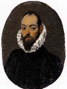 El Greco Portrait of a Man oil painting reproduction
