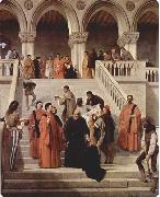 Francesco Hayez The Death of the Doge Marin Faliero china oil painting artist